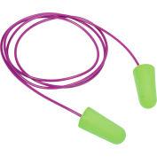 Moldex 6900 Pura-Fit® Foam Earplugs, Corded, 100 Pairs/Box