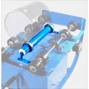 Idler Attachment - To Roll 1-5 Gallon Can on Morse® 201 Series