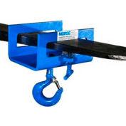 Morse® Fork Mount Hook Attachment Model 284 2000 Lb. Capacity