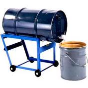 Morse® Model 46 Drum Cradle Truck - 15 Gallon - 500 Lb. Capacity