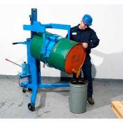 Morse® Model 82A Mobile-Karrier 55 Gallon Drum Palletizer - Manual Lift & Tilt - 800 Lb. Cap.