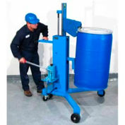 Morse® Manual Lift Drum Lifter & Palletizer - For Rimmed Drum - Model 82H - 1000 Lb. Capacity