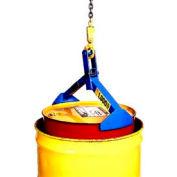 Morse® Model 91 Below-Hook Drum Lifter - 55 Gal. Drum or 85 Gal. Steel Overpack - 1000 Lb. Cap.