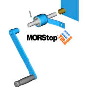 Morse® Self-Stop Hand Crank with Morstop Tilt-Brake X01-185HD 1500 Lb., Factory Installed