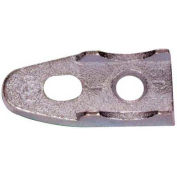 """Morris Products 14782, Malleable EMT/Rigid Clamp Back Spacers 1/2"""""""