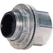 "Morris Products 14808, Rigid Water Tight Hubs - Zinc Die Cast  3-1/2"""