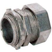 """Morris Products 14918, EMT Compression Connectors - Zinc Die Cast  3-1/2"""""""