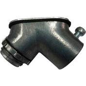 """Morris Products 15040, EMT/Rigid to Box Combination Pulling Elbows - Set Screw - Zinc Die Cast 1/2"""""""