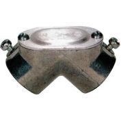 """Morris Products 15044, EMT/Rigid to EMT/Rigid Combo Pulling Elbows, Set Screw, Zinc , .50"""""""
