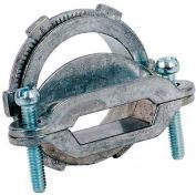 "Morris Products 15337, Non-Watertight NM Oval Connectors - Zinc Die Cast - 1-1/4"""