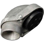Morris Products 15532, Aluminum Service Entrance Head - Conduit Mount Threaded 1""