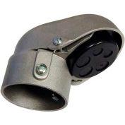 "Morris Products 15541, Aluminum Service Entrance Cap - Slip Fitter Mast Head 1-1/4"" to 2-1/2"""
