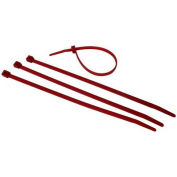 "Morris Products 20984, Air Handling Cable Ties For Plenum Areas 50LB 11.8"", 100 Pk"