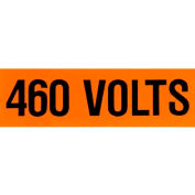 Morris Products 21318, Voltage Markers (1) 120/208V (5 Pack)