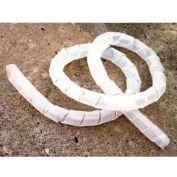 "Morris Products 22017, Spiral Wrap Polyethylene .79""- 3.94""  33'"