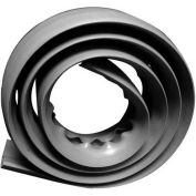 """Morris Products 22611, Soft Wiring Duct Gray 2-1/2"""" Wide"""