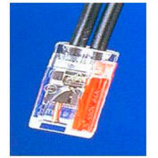 Morris Products 23222, Push-In Wire Connectors 2 Pole Hanging Bag 25 Pack, 25 Pk