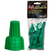 Morris Products 23292, Grounding Connectors Hanging Bag 25 Pack, 25 Pk