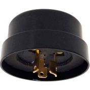 Morris Products 39058, Locking Type Photocontrols Shorting Cap with Surge Protection