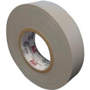 "Morris Products 60080, Vinyl Plastic Electrical Tape 7MIL X 3/4"" X 60' PVC Gray"