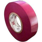 "Morris Products 60090, Vinyl Plastic Electrical Tape 7MIL X 3/4"" X 60' PVC Purple"