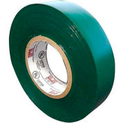 "Morris Products 60114, 7 Mil Professional Grade Vinyl Electrical Tape Green 3/4"" X 66'"