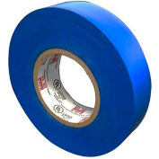 "Morris Products 60115, 7 Mil Professional Grade Vinyl Electrical Tape Blue 3/4"" X 66'"