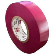 "Morris Products 60119, 7 Mil Professional Grade Vinyl Electrical Tape Violet 3/4"" X 66'"