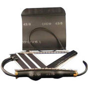 Morris Products 67016 Cable Spliceing - 1000V Splice/Tap Kit - Heat Shrink #8-#2 Run #10-#2 Tap