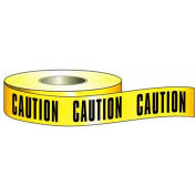 "Morris Products 69000, Barricade Caution Tape 3"" X 1000'"
