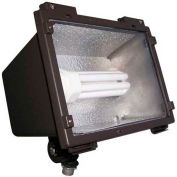 Morris Products 71059, Small Floodlight Fluorescent 1 PL X 42W  120/277V