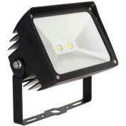 Morris Products 71345, LED ECO-Flood Light with Yoke 53 Watts 4380 Lumens 120-277V