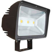 Morris Products 71355, LED ECO-Flood Light with Trunion 97 Watts 7500 Lumens 120-277V