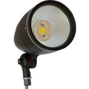 Morris Products 71362, LED Bullet Flood Light 12 Watt 3000K 120-277V