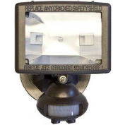 Morris Products 73220, Motion Activated Halogen Light Bronze