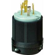 Morris Products 89752, Twist Lock Male Plugs 3 Pole 4 Wire 20A 125/250VAC