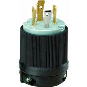 Morris Products 89756, Twist Lock Male Plugs 3 Pole 4 Wire 30A 125/250VAC