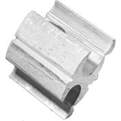 Morris Products 90462 Aluminum H Tap 1/0-4/0 Run To 1/0-4/0 Tap