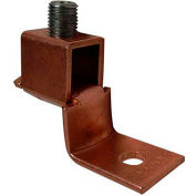 Morris Products 90524, Copper Mechanical Single Offset Connectors 300A