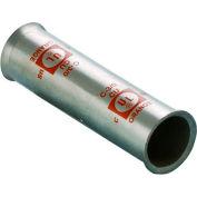 Morris Products 94756 Copper Flex Cable Short Barrel Compression Splice 2/0 Awg