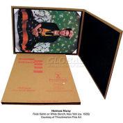 "Masterpak Printpak Art Shipping Box, Puncture-Guard Lined, 44""L x 31""W x 1/8""D Inner Pak 350 Lb DW"