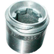 "SpeedFill™ Straight Connector, Male, 2"" NPT, 13320"