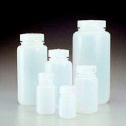 Thermo Scientific Nalgene™ Wide-Mouth HDPE Packaging Bottles, 1000mL, Case of 50