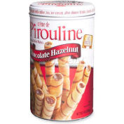 Pirouline Cream Filled Wafers, Chocolate Hazelnut, 14 oz.