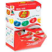 Jelly Belly Trial Size Gourmet Jelly Bean, Assorted Flavors, .35 Oz, 80/Box