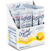 Crystal Light On-The-Go Mix Sticks, Lemonade, .17 Oz, 30/Box