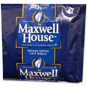 Maxwell House Coffee Pack, Regular, 1.5 oz., 42/Carton