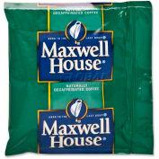 Maxwell House Coffee Pack, Decaffeinated, 1.1 oz., 42/Carton
