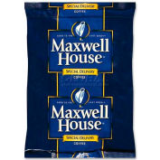 Maxwell House Filter Packs Coffee, Regular, 1.2 oz., 42/Carton