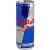 Red Bull Energy Drink, Original, 8.3 Oz, 24/Carton
